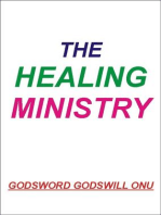 The Healing Ministry