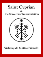St. Cyprian & the Sorcerous Transmutation
