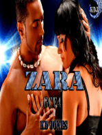 Zara (Galactic Cage Fighter Series Book 4)