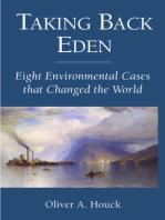 Taking Back Eden
