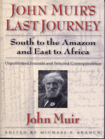 John Muir's Last Journey