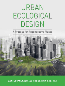 Urban Ecological Design: A Process for Regenerative Places