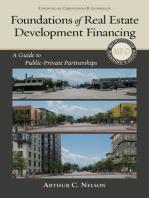 Foundations of Real Estate DevelopmFinancing