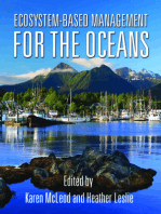 Ecosystem-Based Managemfor the Oceans