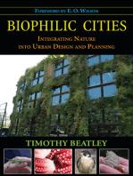 Biophilic Cities