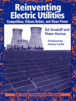 Reinventing Electric Utilities