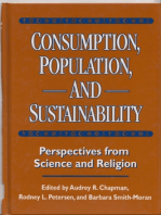 Consumption, Population, and Sustainability