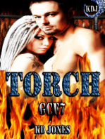 Torch (Galactic Cage Fighter Series Book 7)