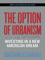 The Option of Urbanism