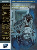 Black Static #44 Horror Magazine (Jan-Feb 2015)