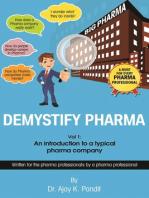 Demystify Pharma. Vol1