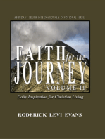 Faith for the Journey (Volume II)