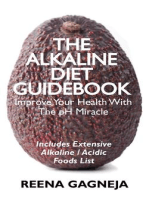 The Alkaline Diet Guidebook
