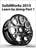 SolidWorks 2015 Learn by doing-Part 1