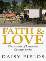 Faith and Love in Lancaster (The Amish of Lancaster County, #3)