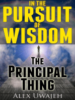 In The Pursuit of Wisdom