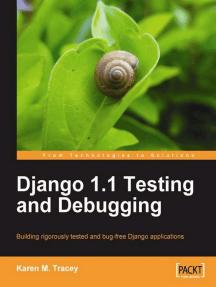 Django 1.1 Testing and Debugging