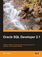 Oracle SQL Developer 2.1