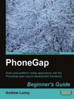 PhoneGap Beginner's Guide