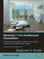 SketchUp 7.1 for Architectural Visualization Beginner's Guide