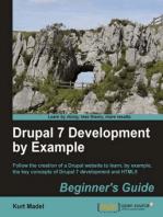 Drupal 7 Development by Example Beginner's Guide
