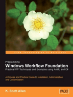 Programming Windows Workflow Foundation