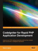 CodeIgniter for Rapid PHP Application Development