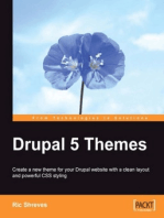 Drupal 5 Themes