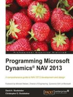 Programming Microsoft Dynamics® NAV 2013