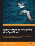 Software Defined Networking with OpenFlow