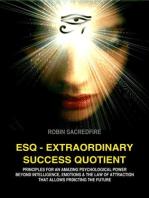ESQ - Extraordinary Success Quotient