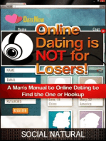 Online Dating is Not for Losers!