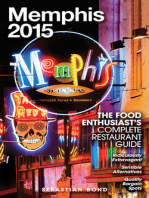 Memphis - 2015 (The Food Enthusiast's Complete Restaurant Guide)