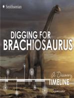 Digging for Brachiosaurus