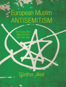 European Muslim Antisemitism: Why Young Urban Males Say They Don't Like Jews
