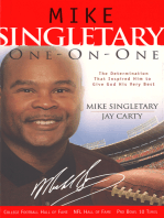 Mike Singletary One-On-One