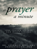 A Prayer A Minute