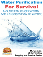 Water Purification For Survival