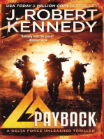 Payback: Delta Force Unleashed Thrillers, #1