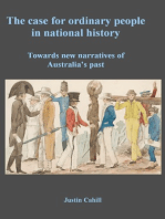 The Case For Ordinary People In National History