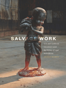 Salvage Work: U.S. and Caribbean Literatures amid the Debris of Legal Personhood
