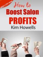 Salon Marketing How to Boost Salon Profits