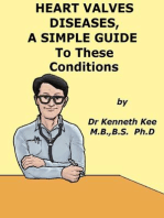 Heart Valve Diseases, A Simple Guide to These Conditions