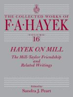 Hayek on Mill