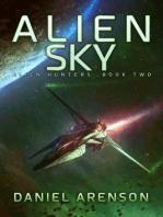 Alien Sky (Alien Hunters, #2)