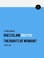 Does Islam Snatch The Rights of Women?