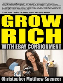 GROW RICH With eBay Consignment