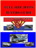Full Size Jeep Buyer's Guide