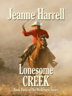 Lonesome Creek (The Westerners, Book 3)