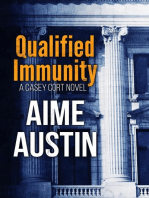Qualified Immunity: A Casey Cort Novel, #2